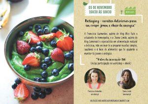 alimentação antiaging | Joana Limão