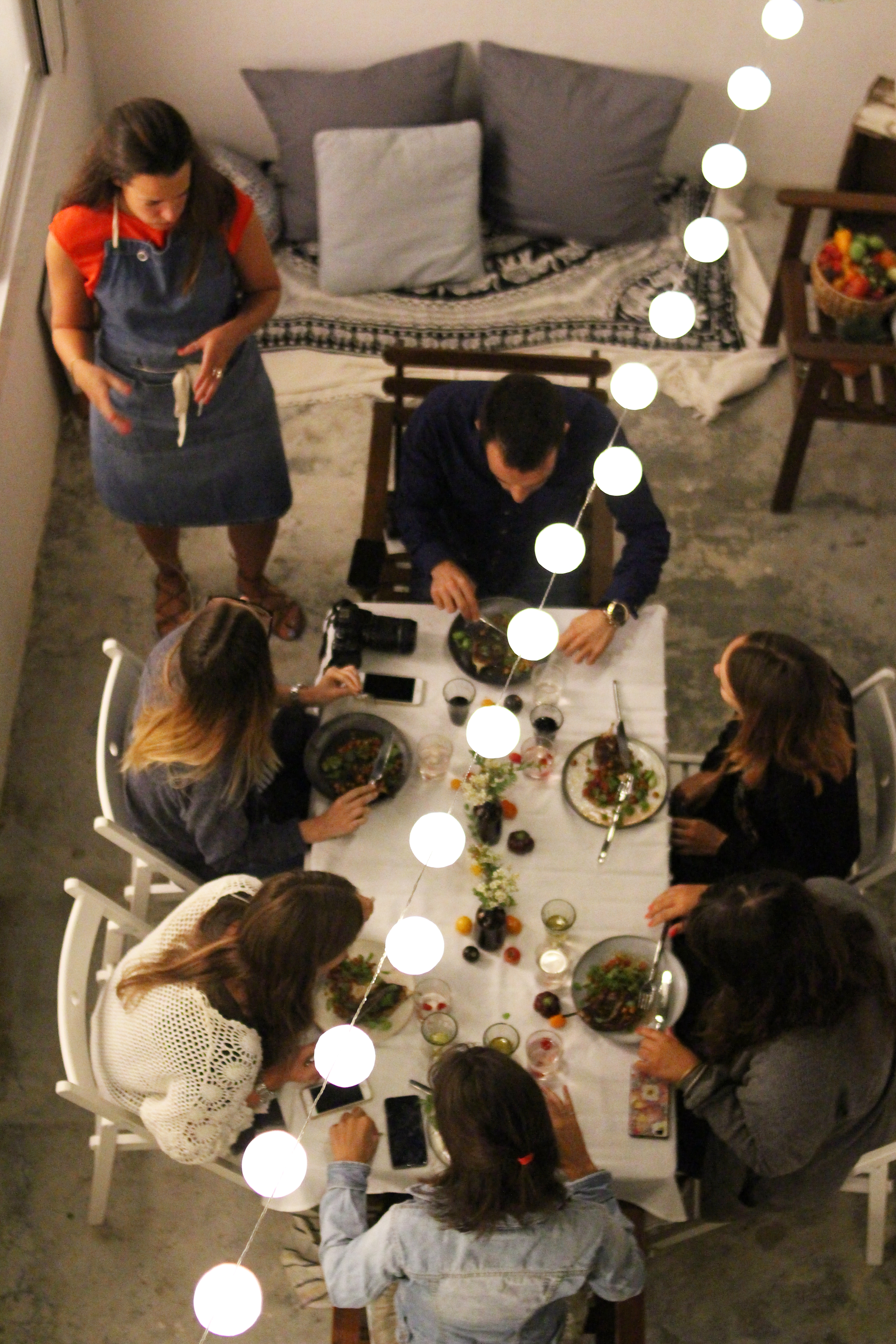 supper club | Joana Limao | Please Consider