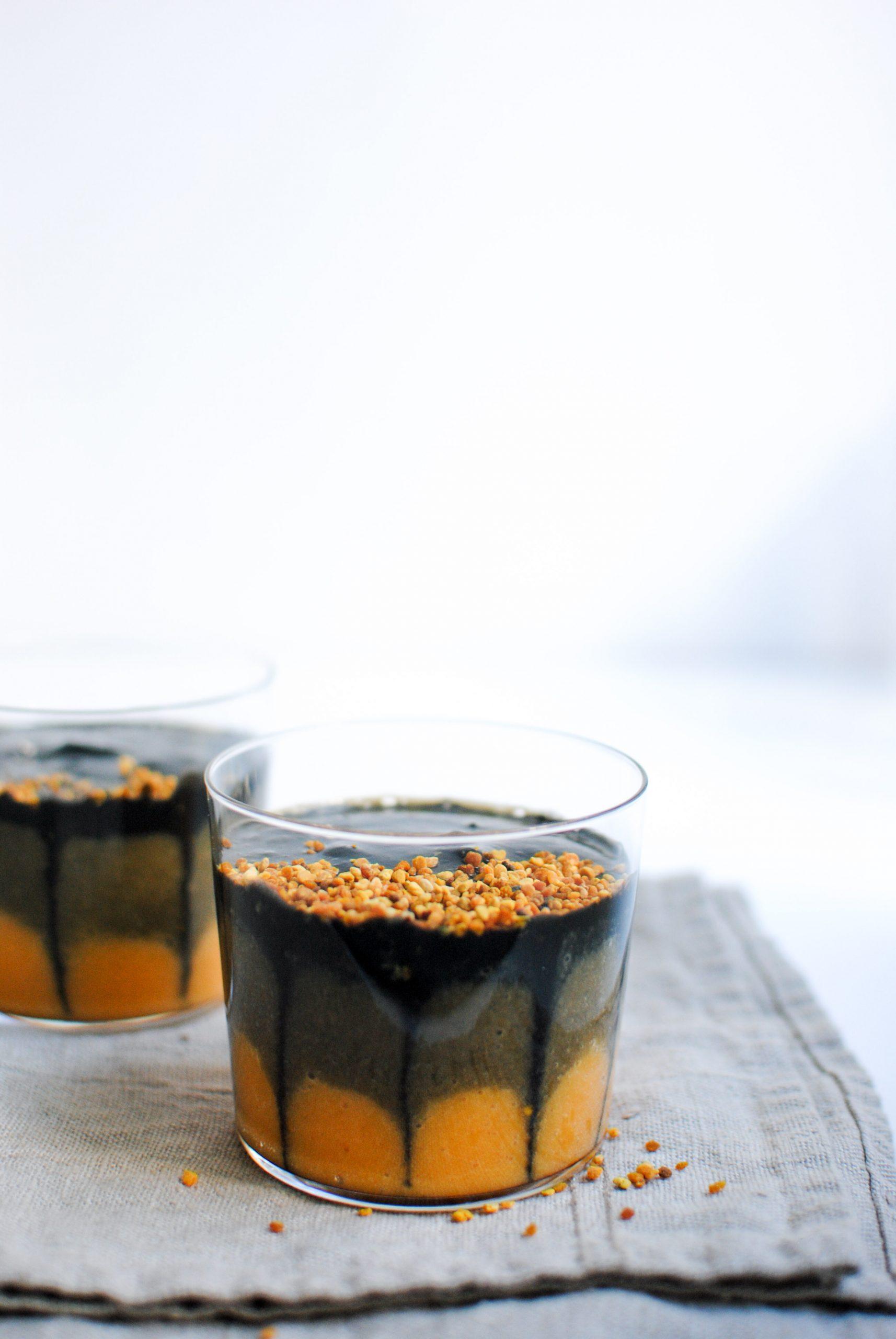 halloween smoothie | please consider | joana limao