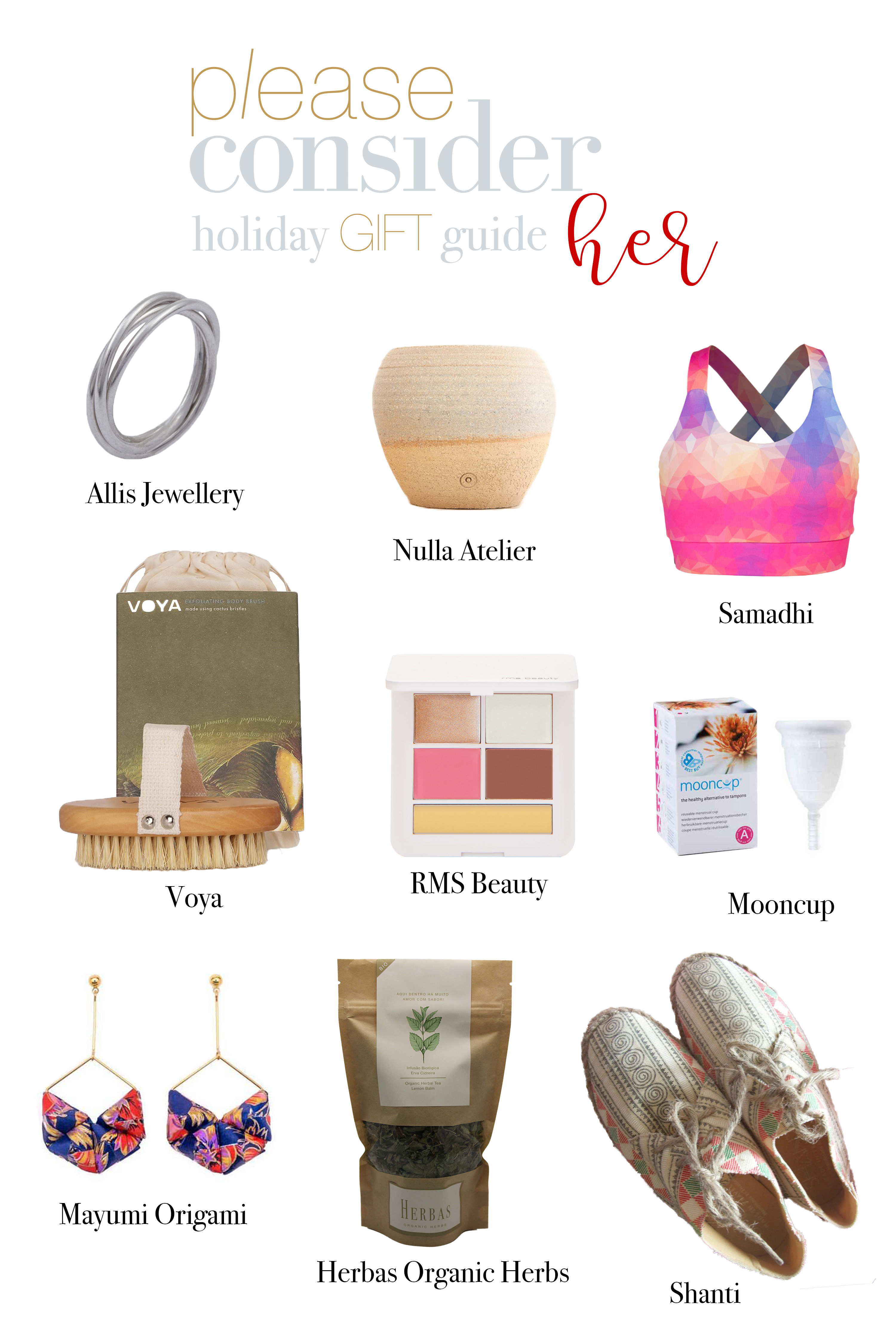 holiday gift guide   please consider   joana limao