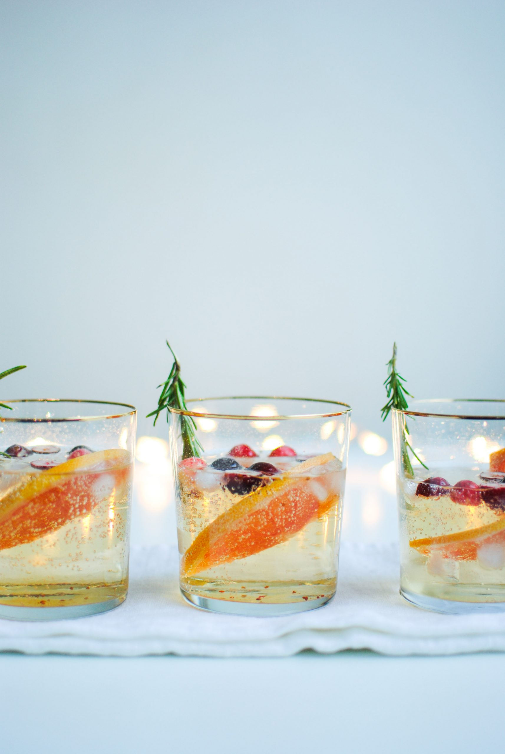 festive port tonic | please consider | joana limao