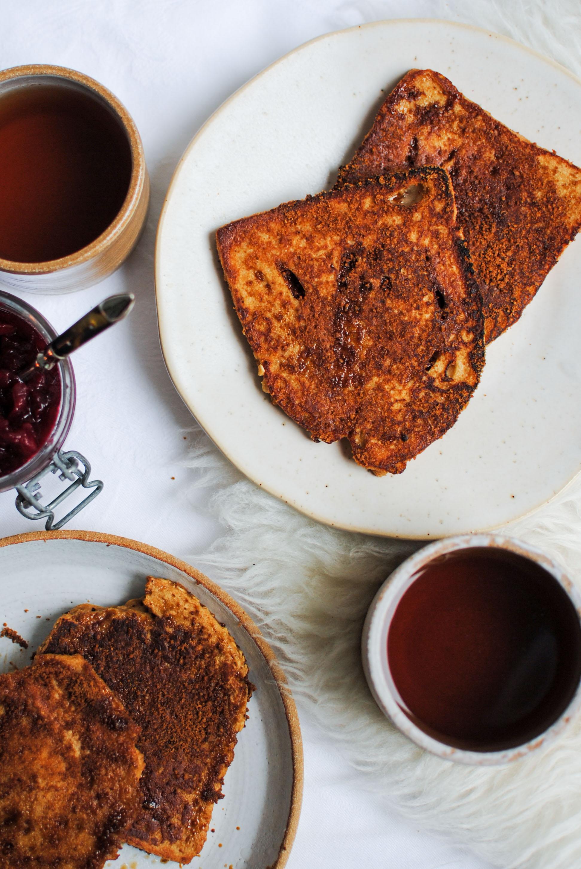 christmas french toast | please consider | joana limao