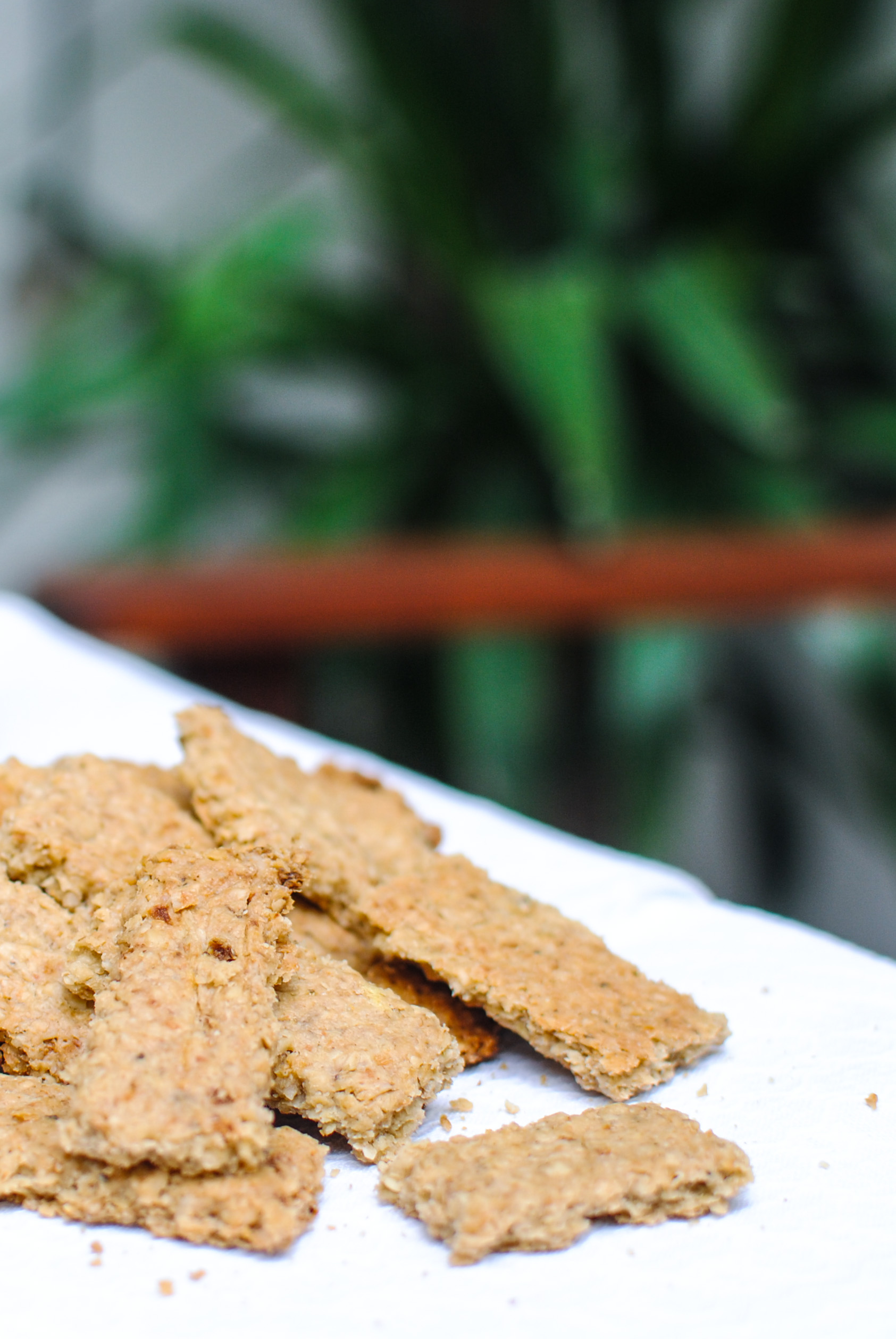 easy savoury crackers | please consider | joana limao