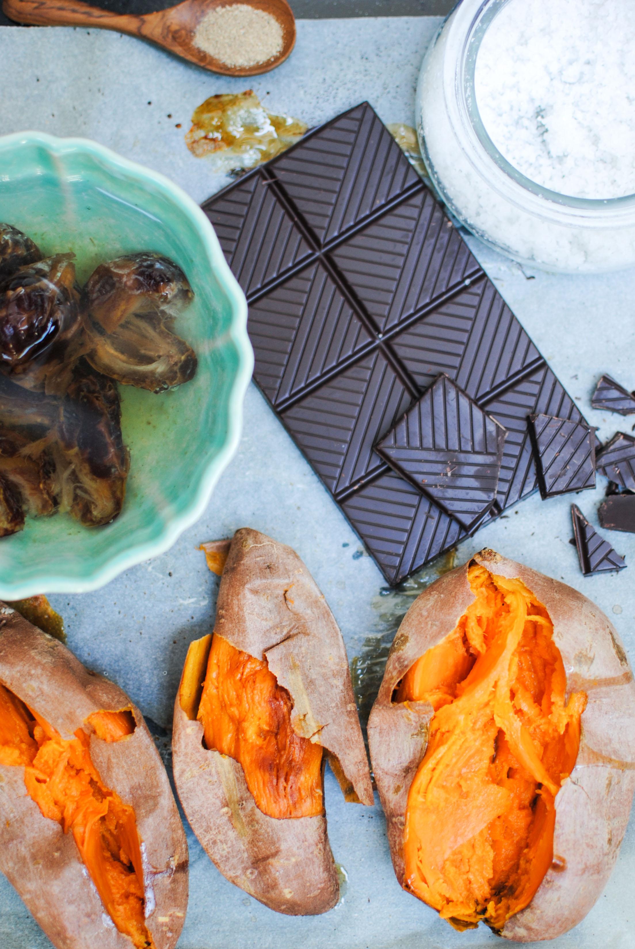 chocolate chip chai icecream | please consider | joana limao