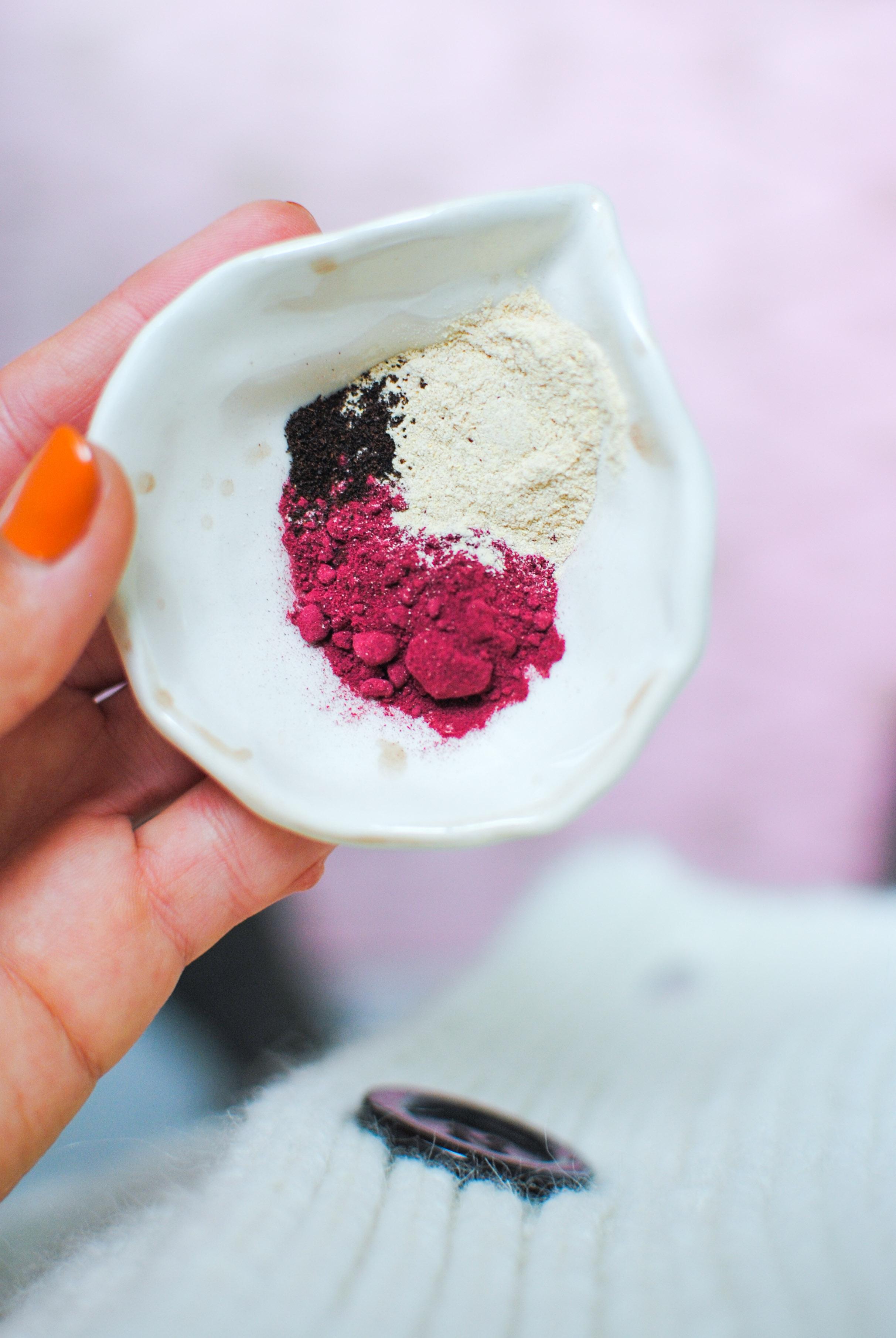 pink beetroot latte   please consider   joana limao
