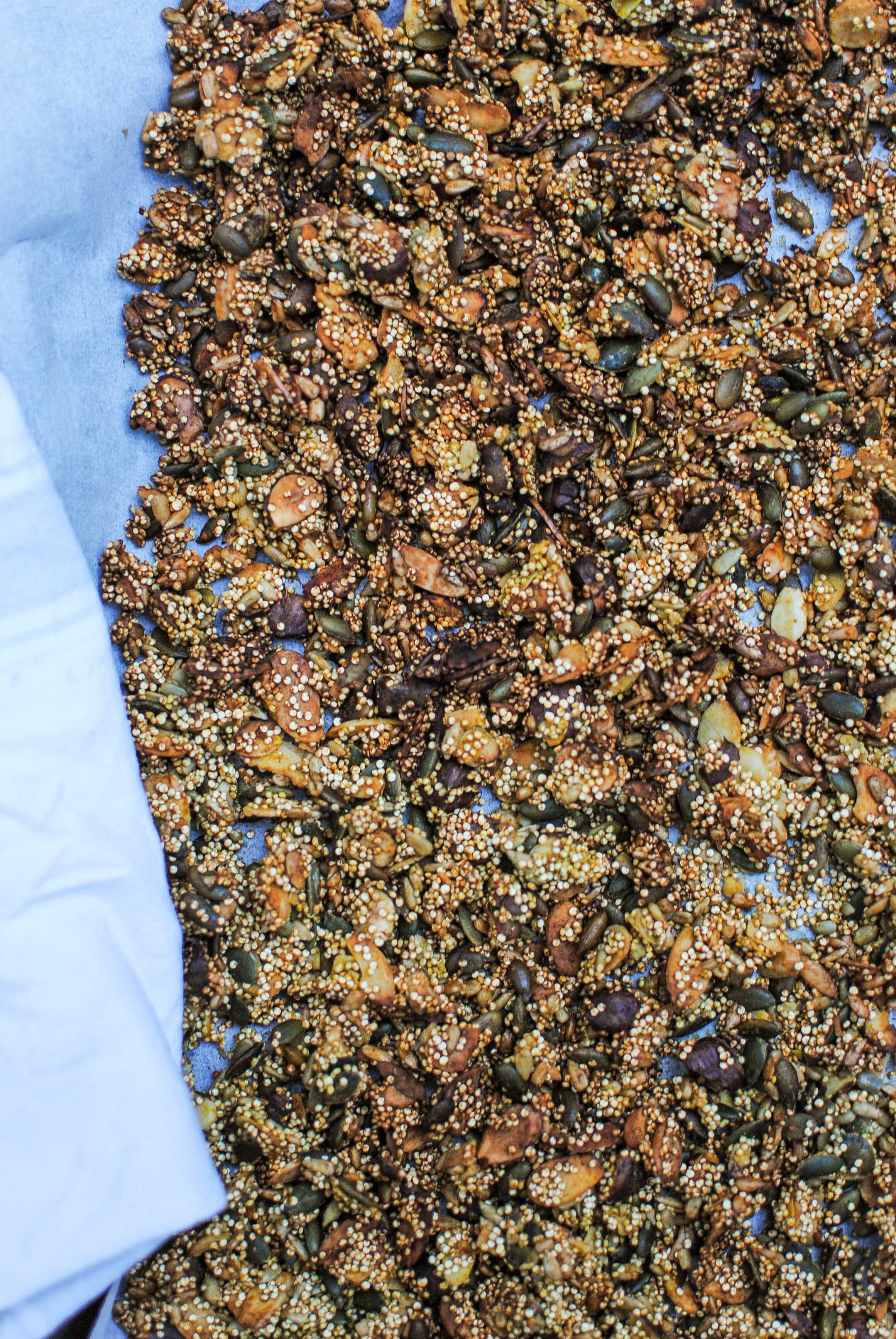 revolutionary granola | please consider | joana limao