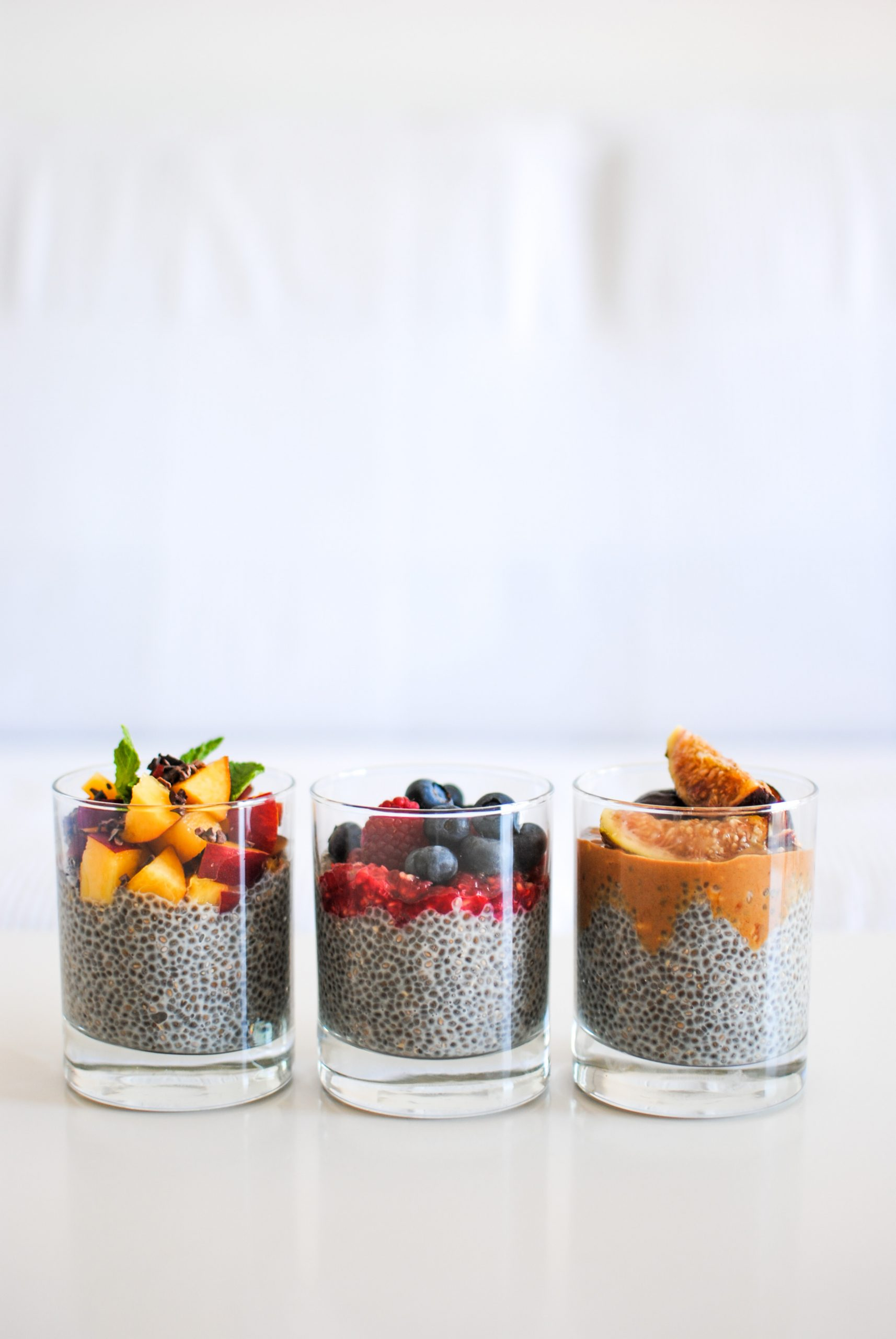 chia pudding toppings | please consider | joana limao