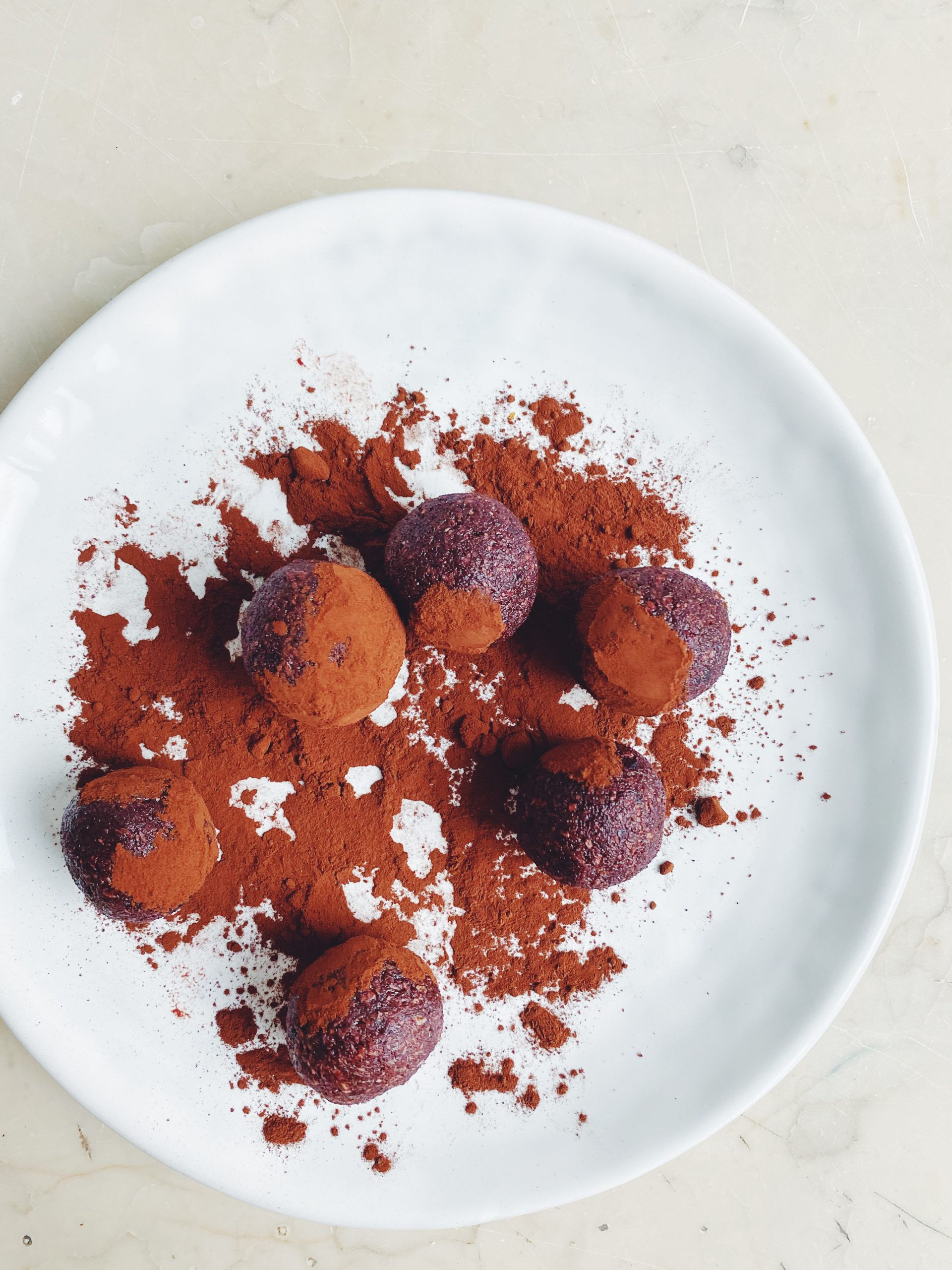 trufas red velvet | please consider | joana Limao