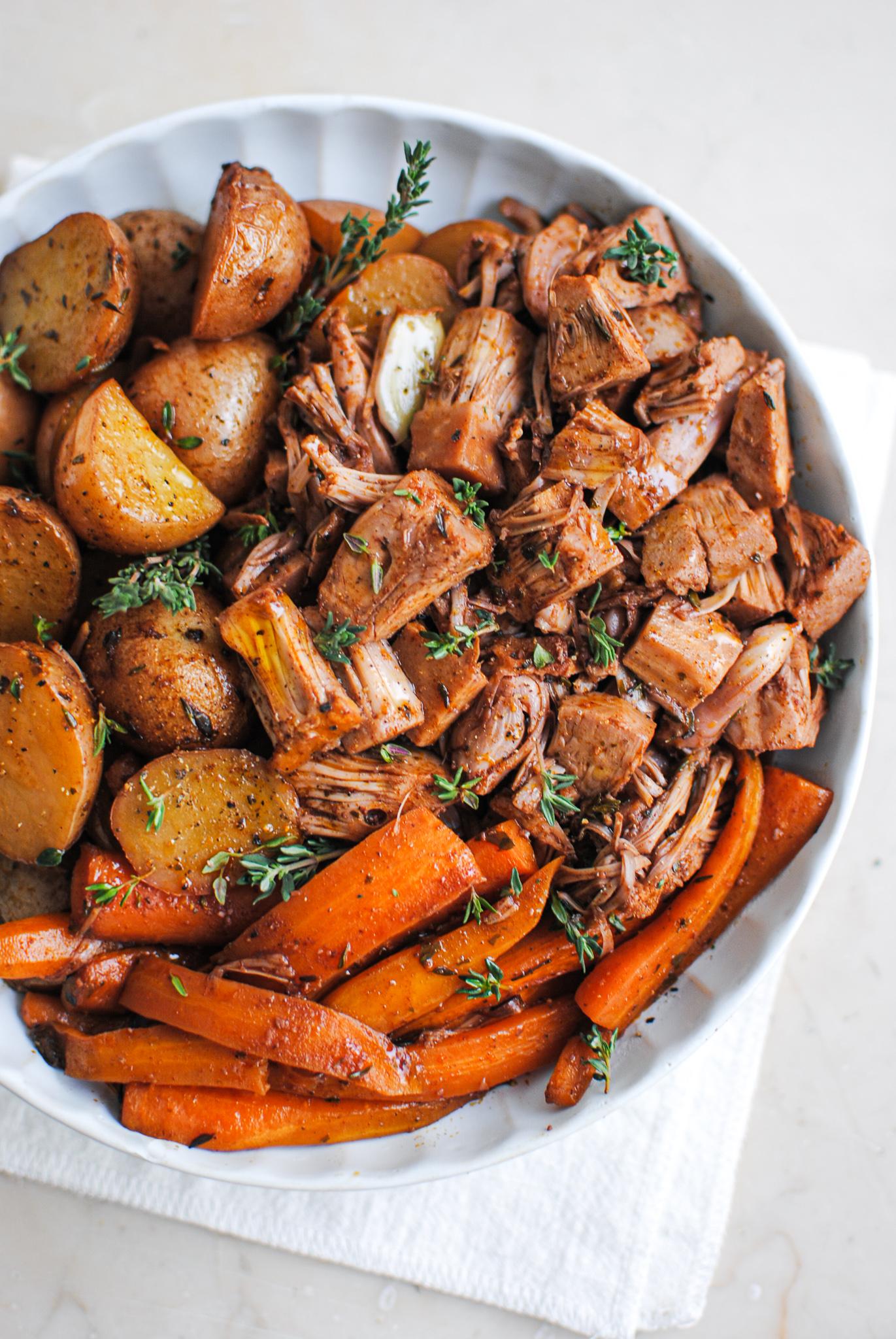 assado vegan de domingo | please consider | joana limao