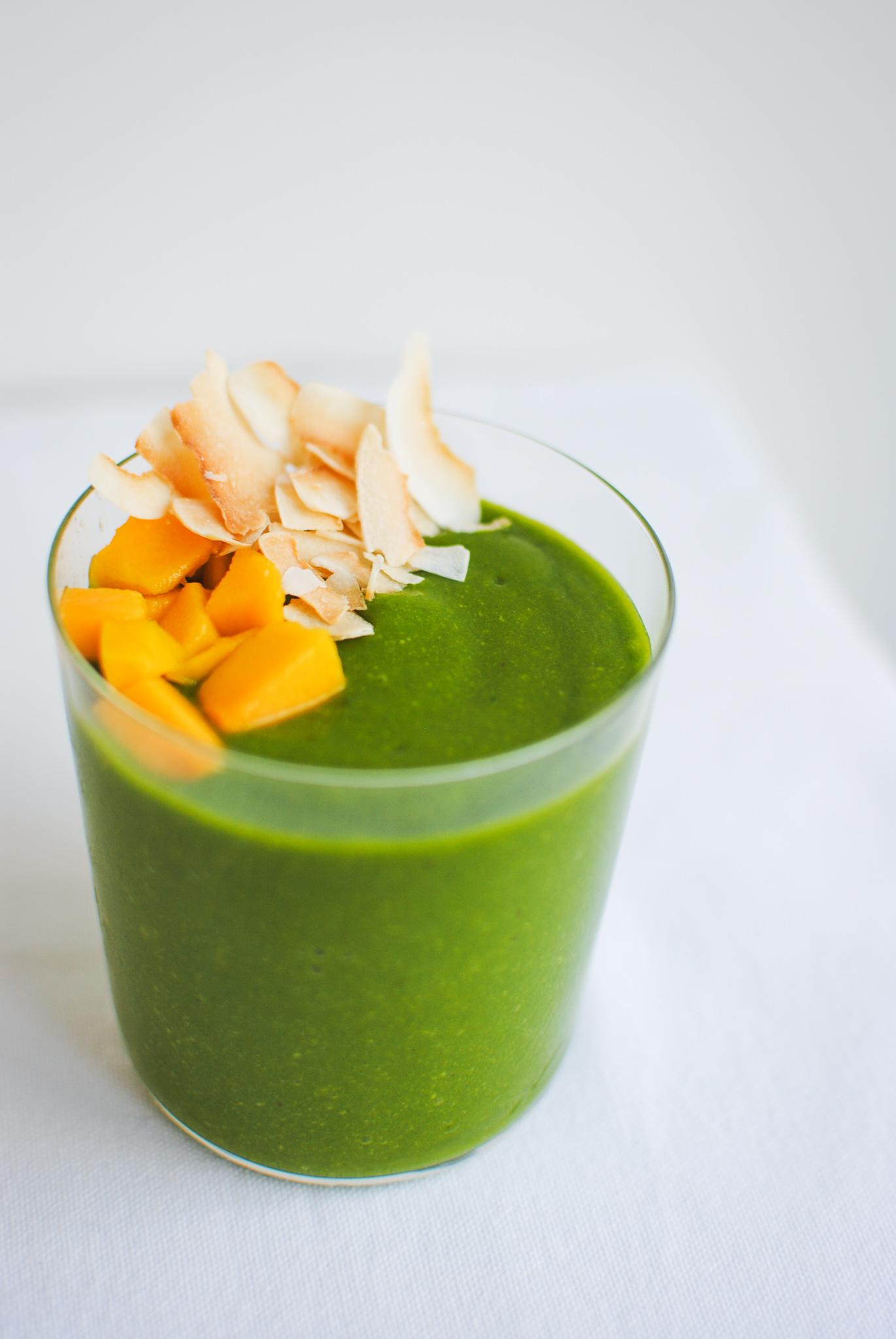 green vegan mango lassi   please consider   joana limao