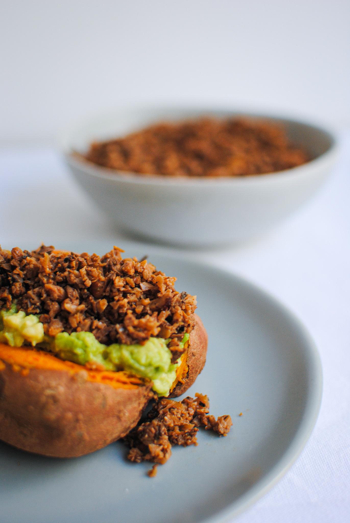 picadinho vegan delicioso | please consider | joana limao